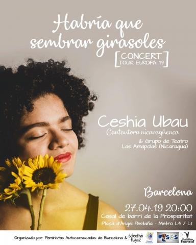 Ceshia Ubau