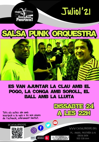 Salsa Punk Orchestra
